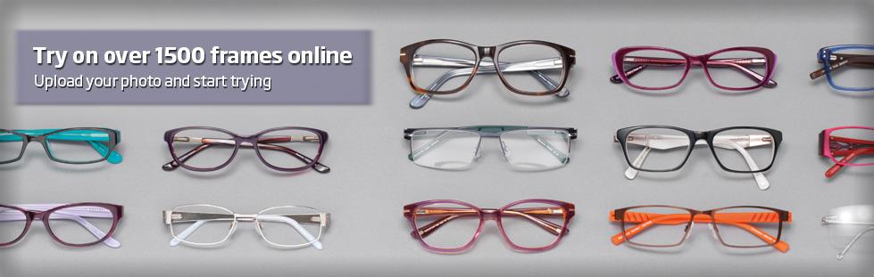 Try On Different Glasses Frames : Glasses Online Prescription Glasses, Reading Glasses ...