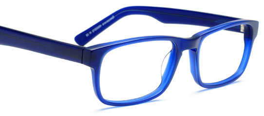 Glasses With Blue Frames : Blue Glasses Designer & Prescription Glasses ...