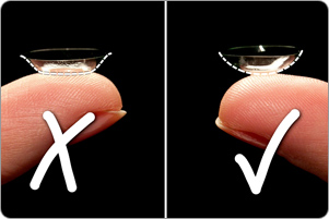 How To Put In Contact Lenses Specsavers Uk