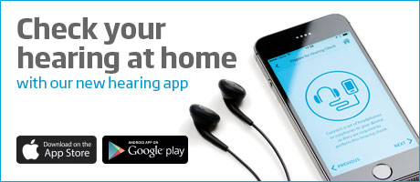 Check your hearing at home