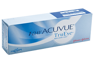 1 Day ACUVUE TruEye Johnson & Johnson