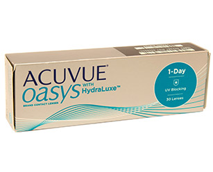 1 Day Acuvue Oasys Johnson and Johnson