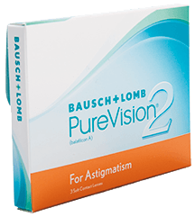 Purevision 2 HD for Astigmatism Bausch & Lomb
