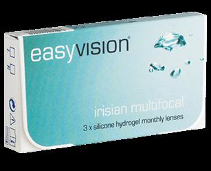 easyvision monthly irisian multifocal
