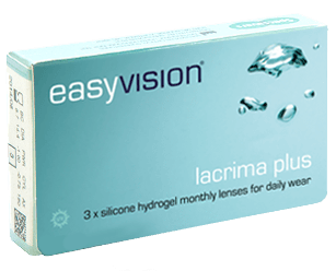 easyvision monthly lacrima plus