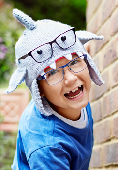 View our range of kids and teens glasses