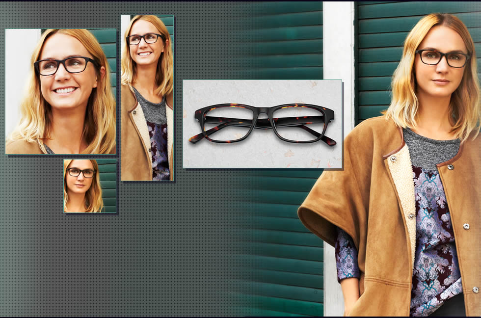 Mariella ASOS look 1 - Hercules glasses £69
