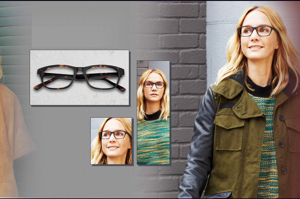 Mariella ASOS look 2 - Hercules glasses £69