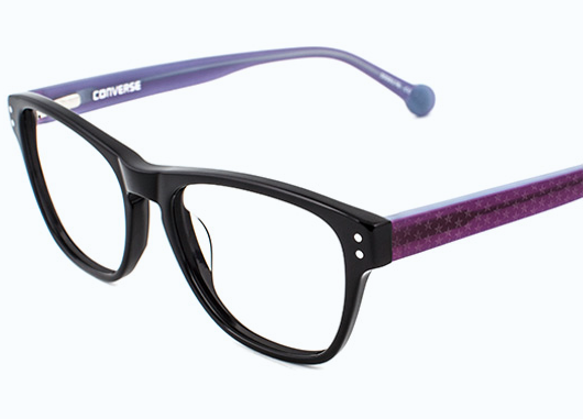 Black Frame Glasses Specsavers : Featured Converse Glasses Specsavers UK
