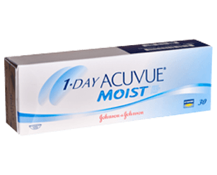 1 Day ACUVUE Moist Johnson & Johnson