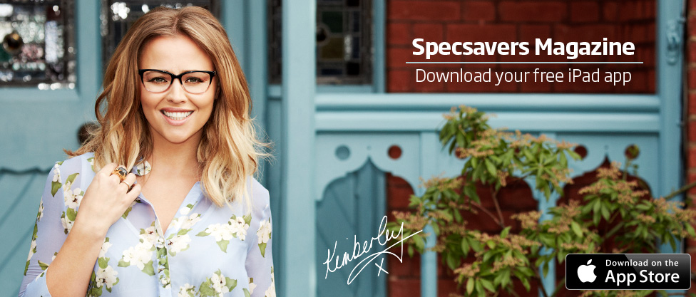 Specsavers Magazine: Download your free app