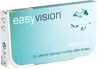 easyvision monthly aquayes