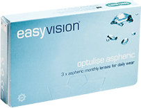 easyvision monthly optulise aspheric