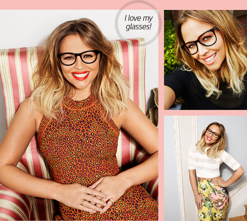 Kimberly Walsh - Spectacle Wearer of the