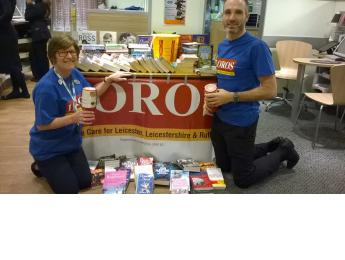 Book sale sees cash raised for LOROS